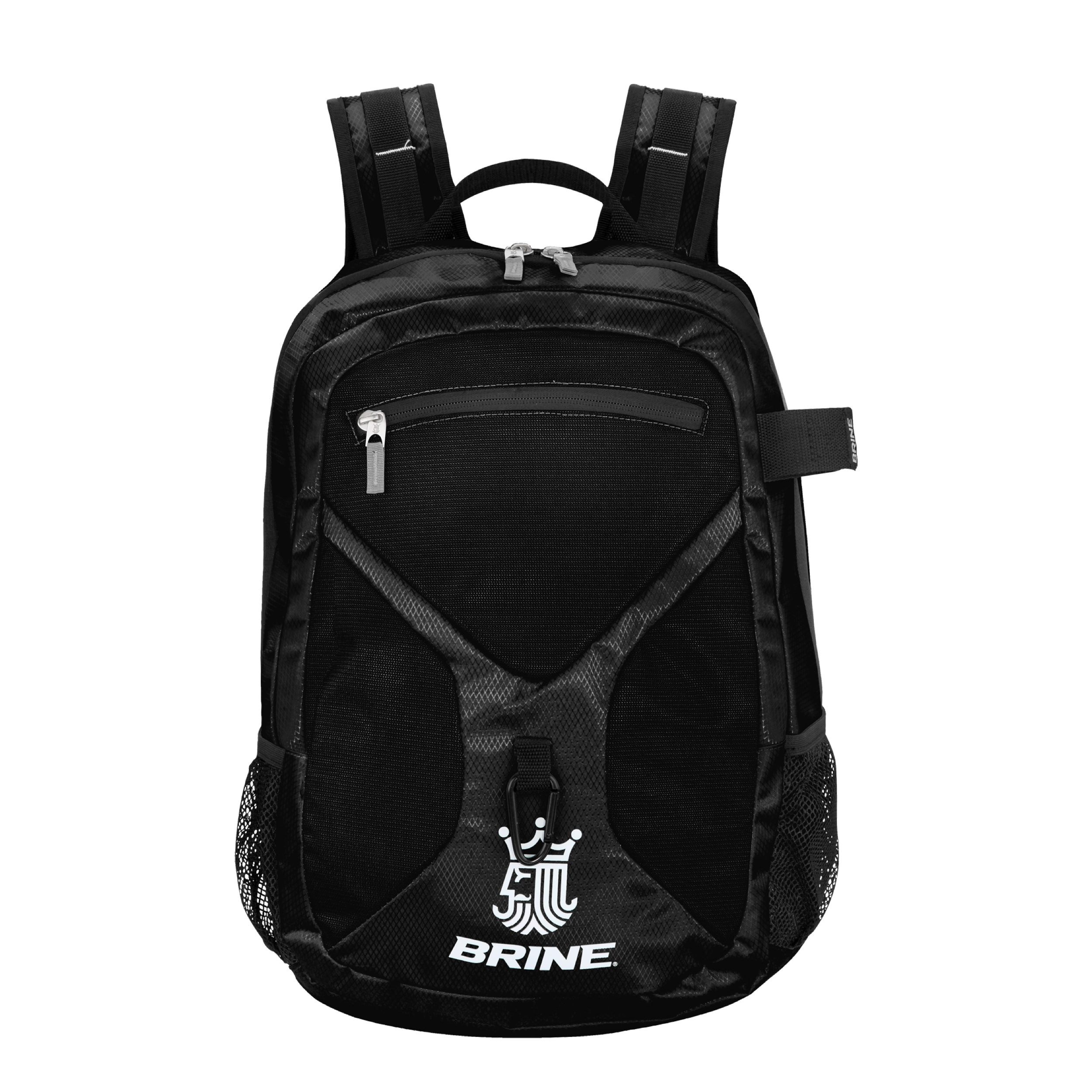 Brine Blue Print Back Pack