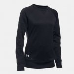 UA Armour Fleece Textured Crew