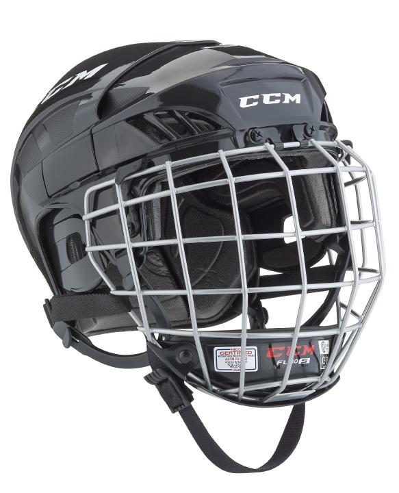CCM Fitlite FL 40 Helmet Combo