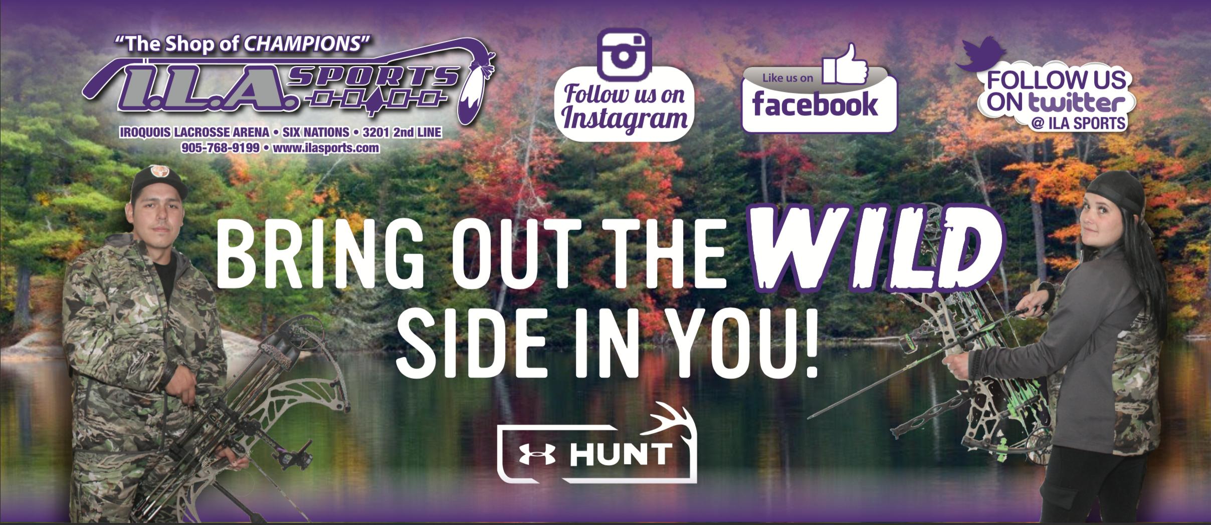Hunt Banner 2018