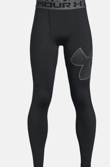 under armour boys logo legging